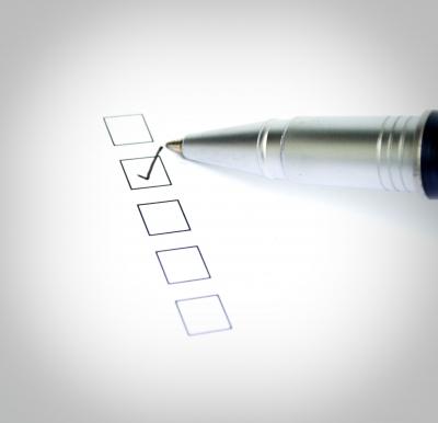 The New Consultant Checklist