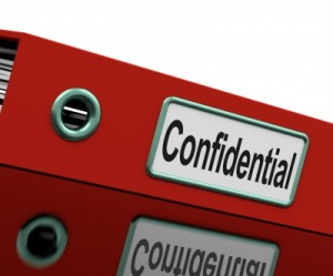 Protect Client information confidential