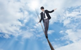 Clients always have a delicate balancing act to maintain between their firm and the client